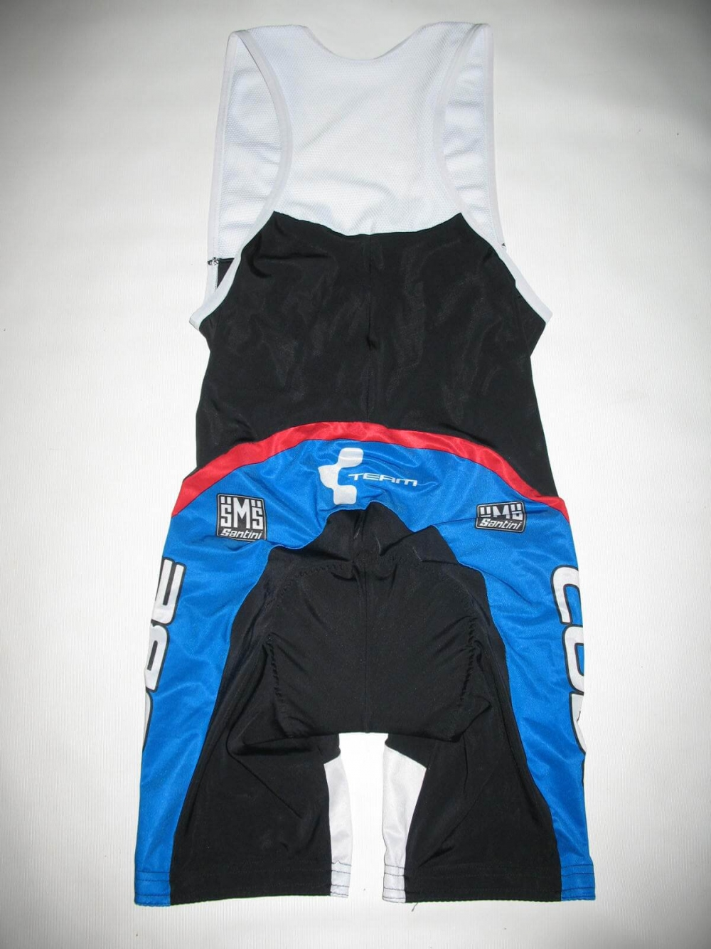 Велошорты SMS SANTINI cube bib shorts (размер 44-46/M-S) - 1