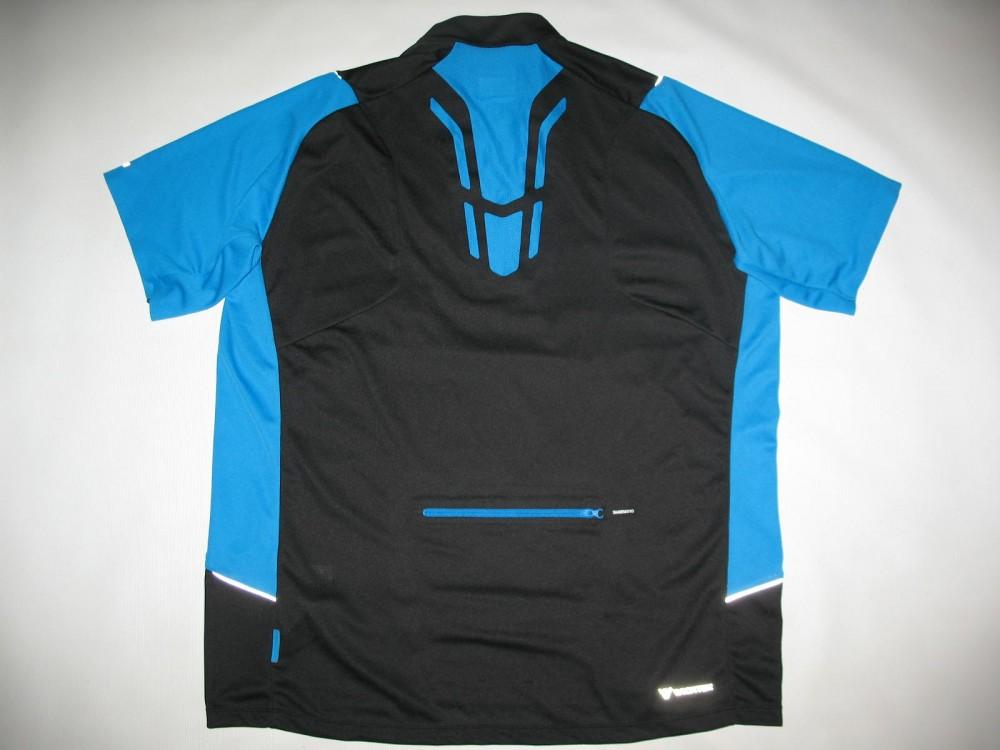 Веломайка SHIMANO trail bike jersey (размер XXL) - 1
