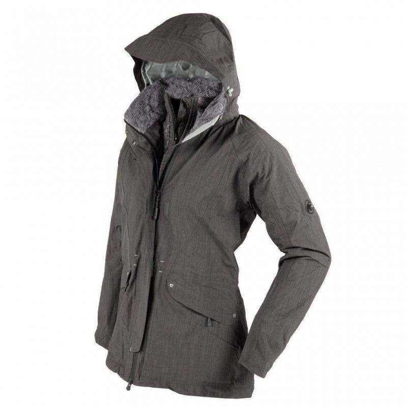 Куртка MAMMUT Petchora 2-s Goretex Performance Shell lady (размер M/L) - 1