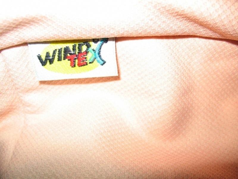Велокуртка TZAMO orbea WindTEX (размер S) - 3