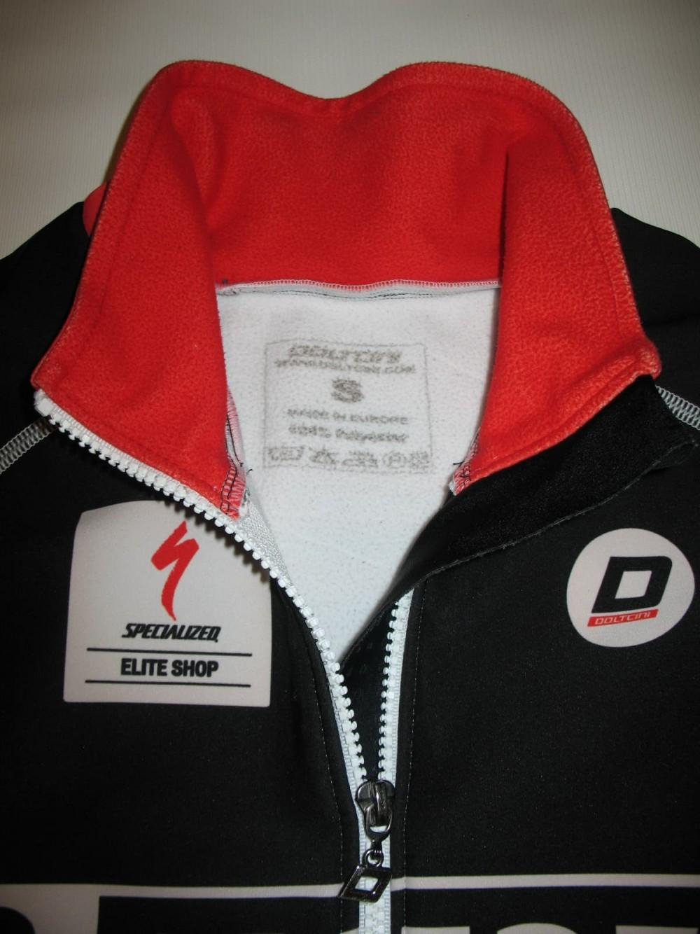 Велокуртка DOLCHINI specialized velzet cycling jacket (размер S) - 2