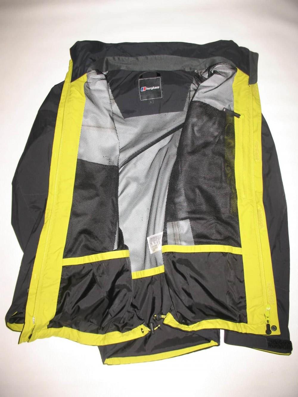 Куртка BERGHAUS aq2 waterproof jacket (размер L) - 9