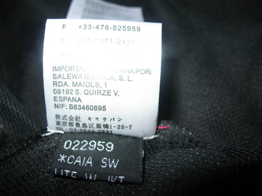 Куртка SALEWA Caia Lite Jacket lady (размер M) - 10