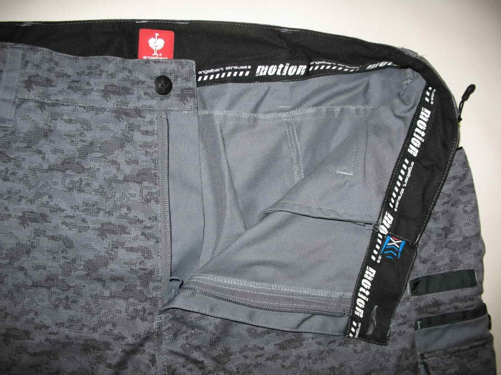 Шорты ENGELBERT STRAUSS e.s. pixel shorts (размер 58/XXL) - 11