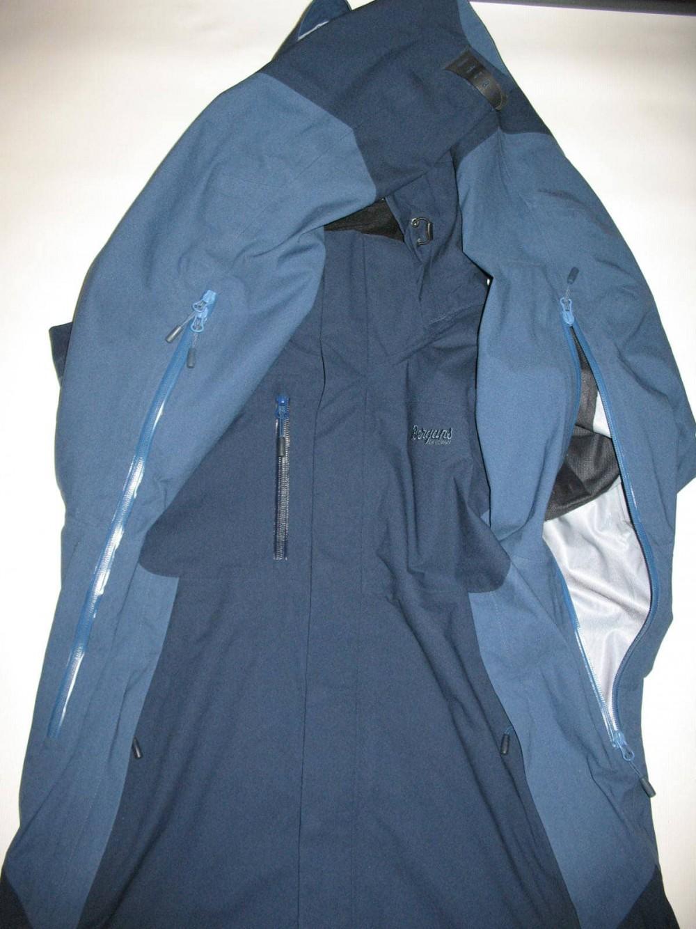 Куртка BERGANS luster jacket (размер XL) - 8