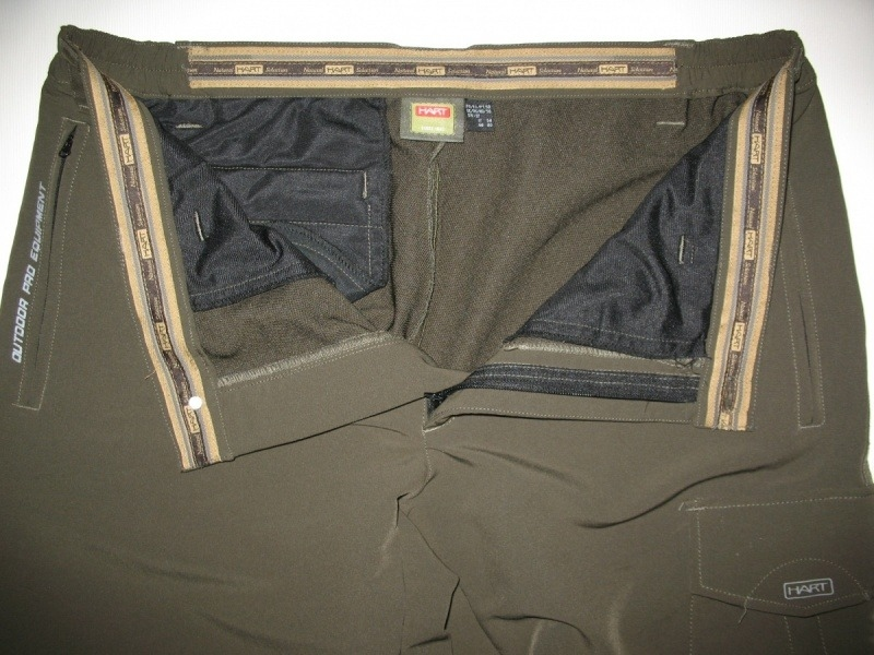 Штаны HARThunting Rando pants (размер 54/XL) - 5