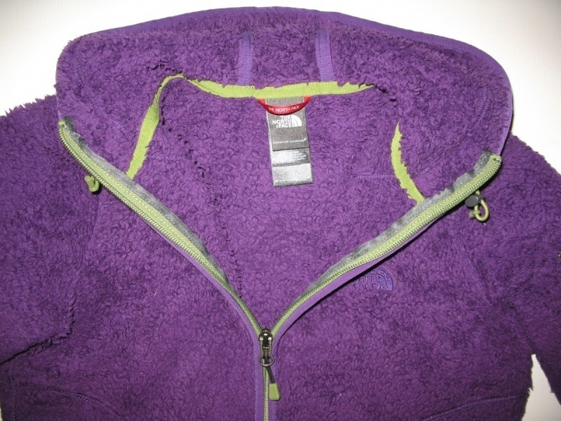 Кофта THE NORTH FACE fleece hoodie lady (размер S) - 3