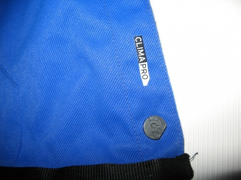 Штаны  SALOMON climapro 10/10 pants lady  (размер S) - 11