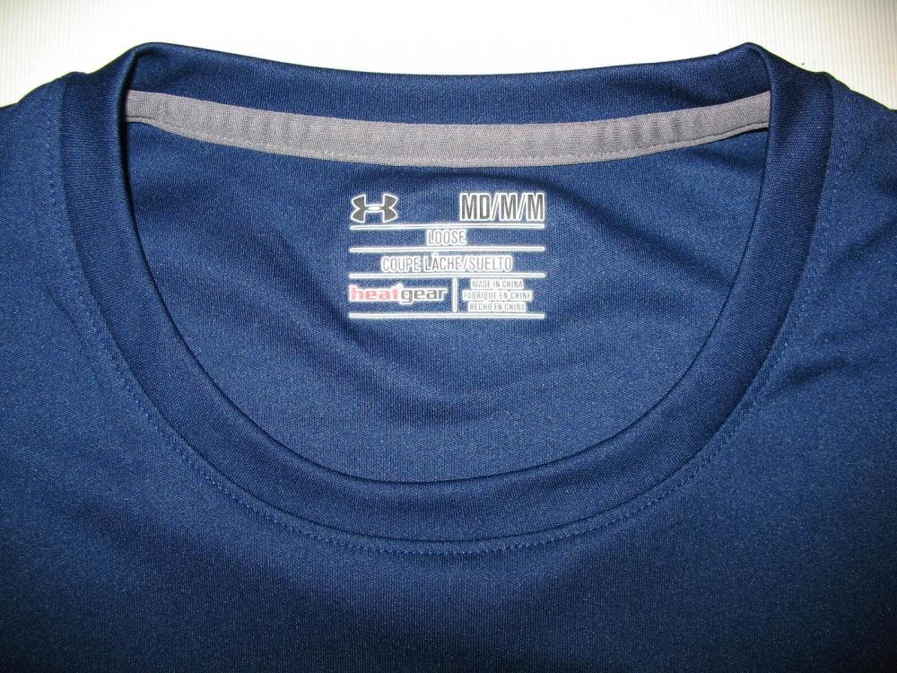 Футболка UNDER ARMOUR heatgear jersey (размер M/L) - 2