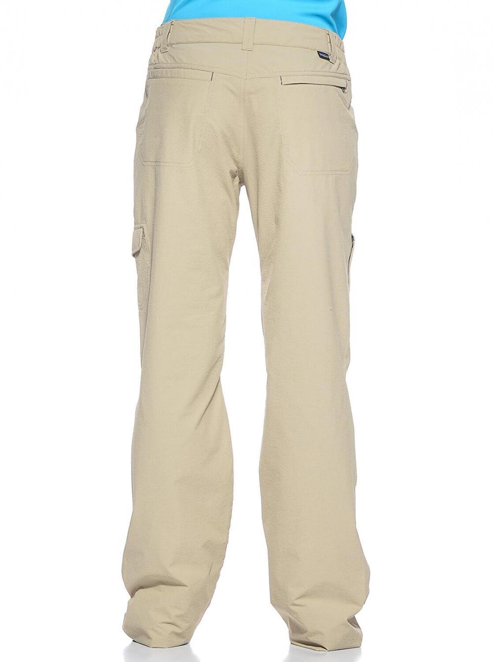 Штаны PATAGONIA nomader pants lady (размер 6-S/M) - 2