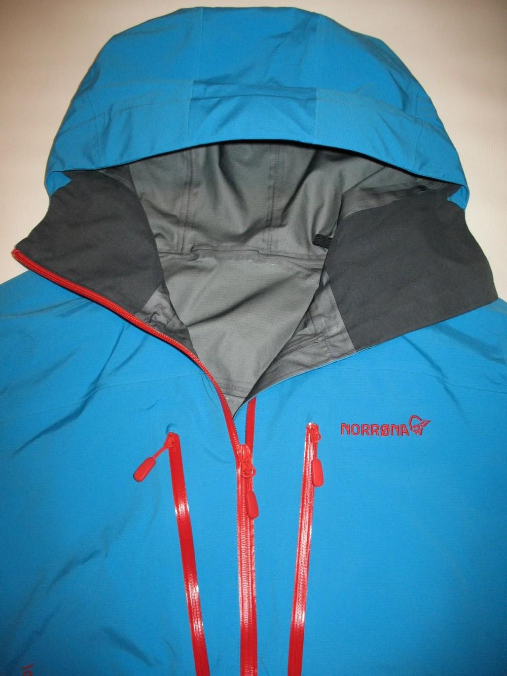 Куртка NORRONA lofoten M GTX jacket (размер L) - 7