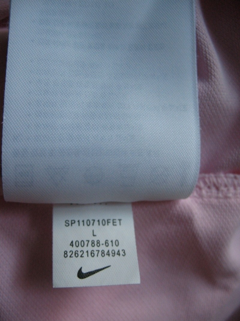 Футболка NIKE jetstream plaid polo (размер L/XL) - 8