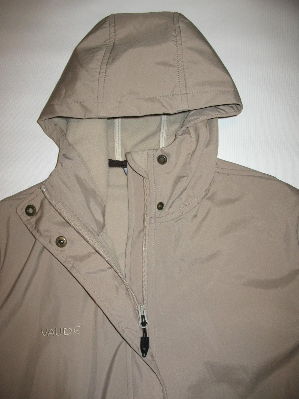 Куртка VAUDE softshell coat lady (размер 42/L-XL) - 4