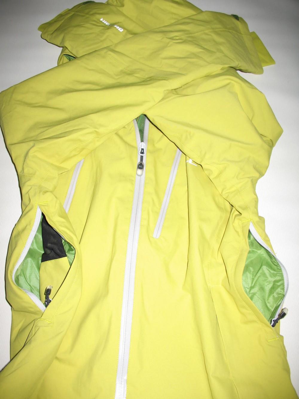 Куртка FERRINO dom jacket lady (размер М) - 8
