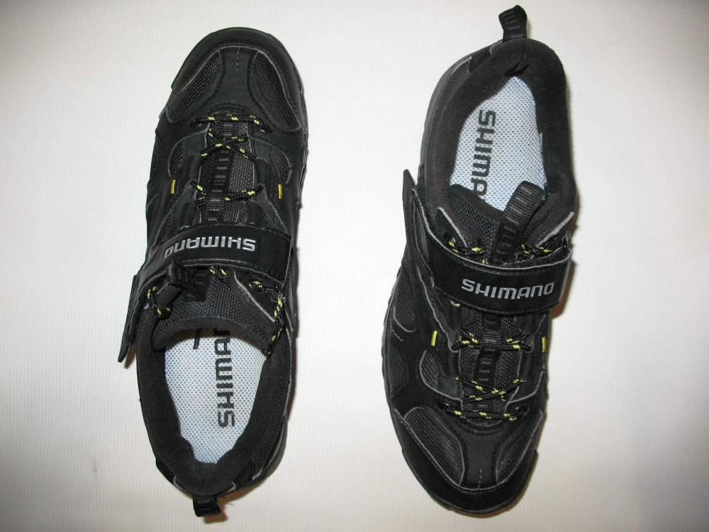 Велотуфли SHIMANO sh-mt43 mtb shoes (размер US8,3/EU42(на стопу до 265 mm)) - 4