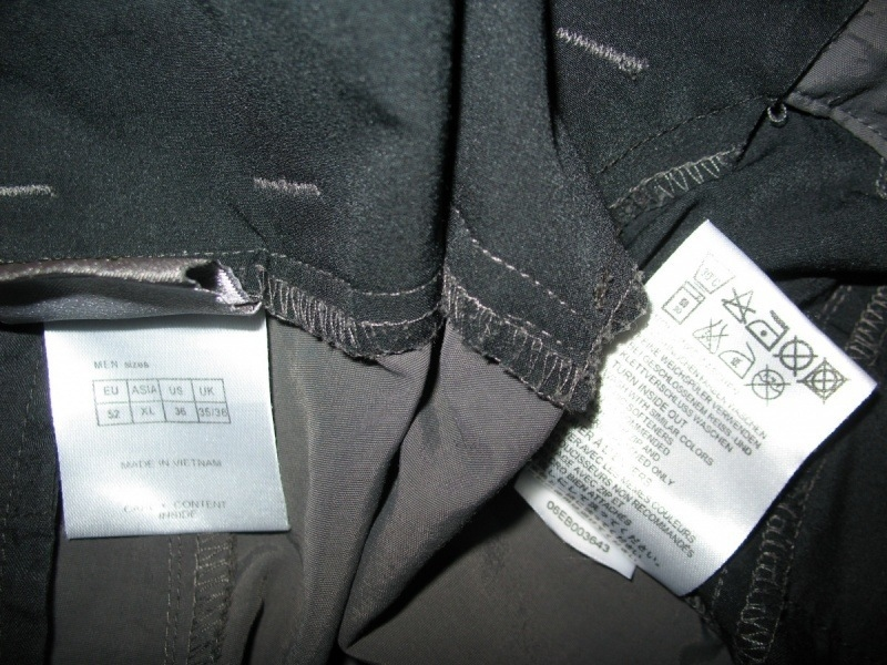 Шорты JACK WOLFSKIN shorts (размер 52-XL) - 8