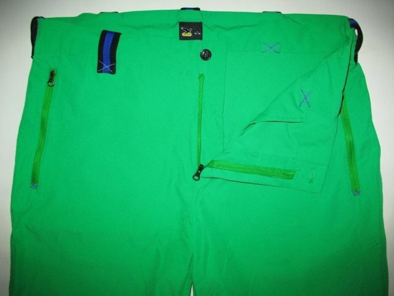 Шорты SALEWA climber 4. 0 DST La Mano shorts (размер 50-L) - 3