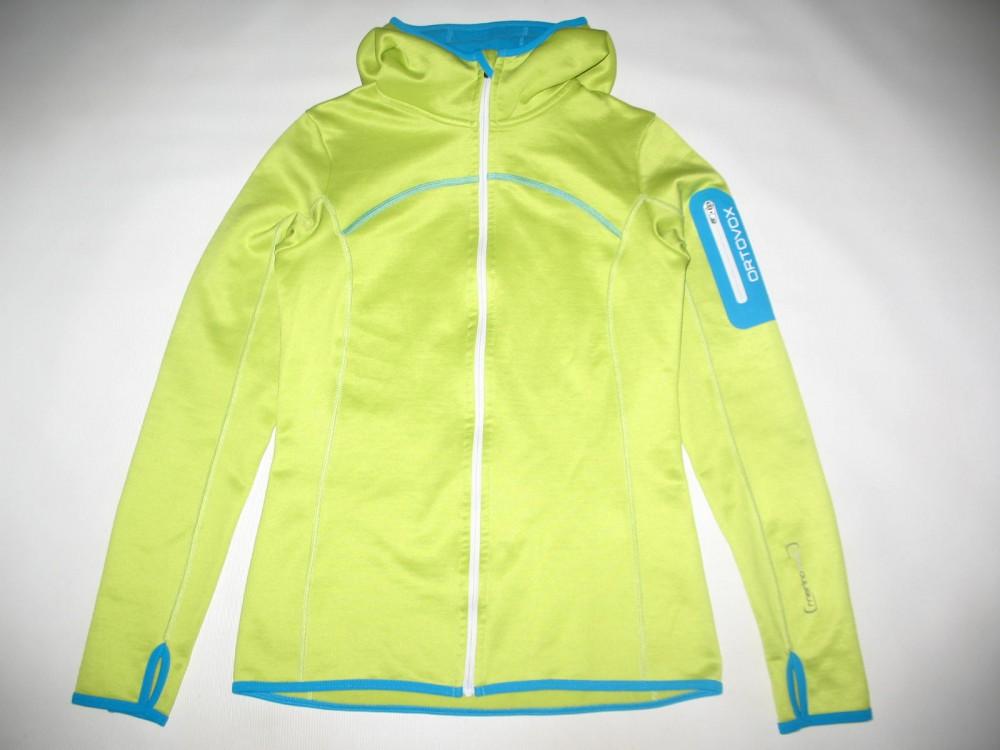 Кофта ORTOVOX merino fleece hoodies lady (размер S) - 1