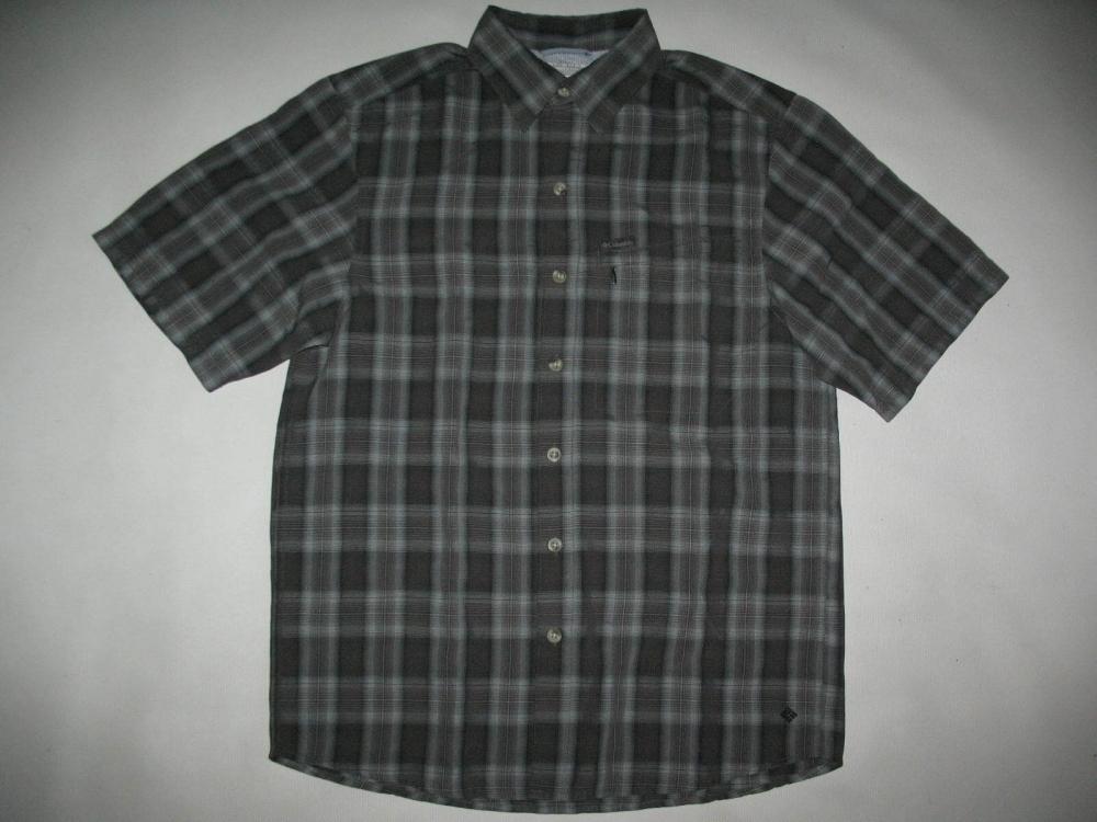 Рубашка COLUMBIA outdoor omni-shade ss shirt (размер S/M) - 6