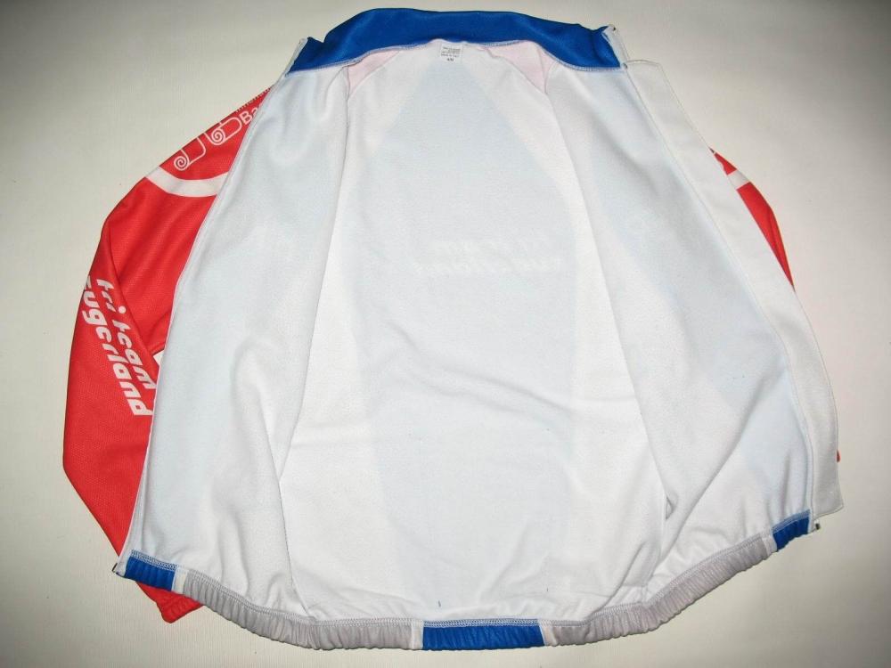 Велокуртка TZAMO bikecorner jacket (размер 4/M) - 4