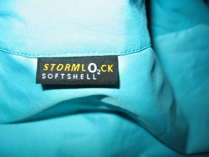 Куртка JACK WOLFSKIN Electron Softshell jacket lady  (размер M) - 13