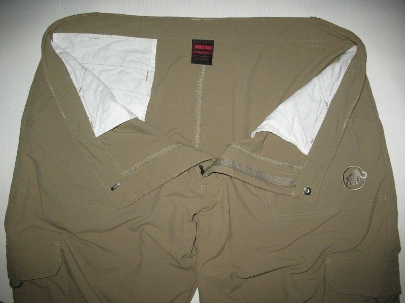 Шорты MAMMUT 3/4 shorts (размер 56-XXL) - 3