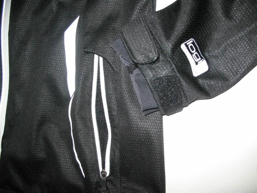 Куртка ODLO Frequency jacket lady (размер L) - 8