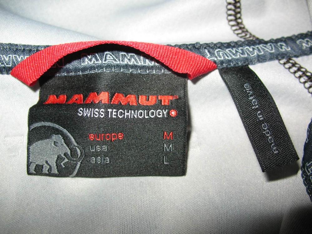 Куртка MAMMUT fleece hoodie jacket lady (размер M) - 4