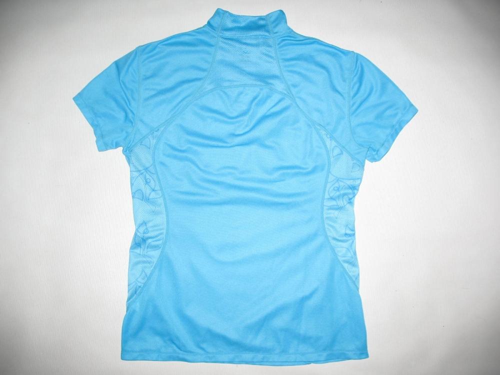 Футболка ODLO run cycling shirt lady (размер S) - 1