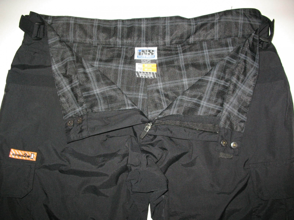 Штаны IXS bc-elite hurtle bike pants (размер XL) - 9