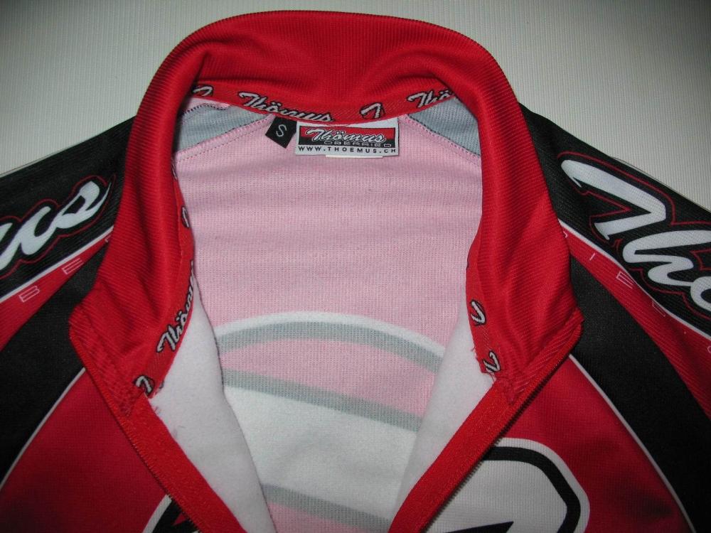 Велокуртка THOMUS cycling  jacket (размер 4/M) - 3