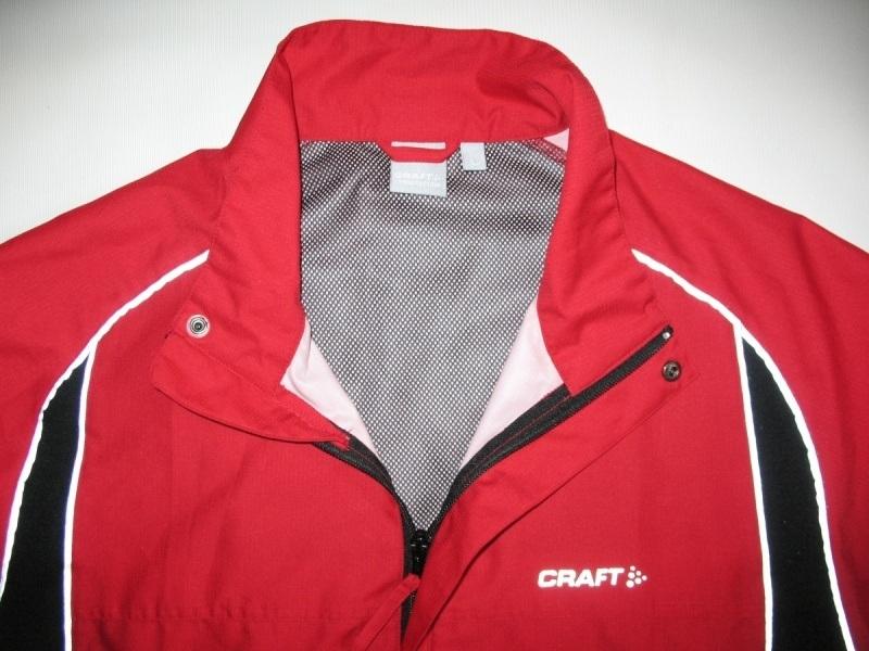 Куртка CRAFT bike/run windstopper jacket (размер L) - 3