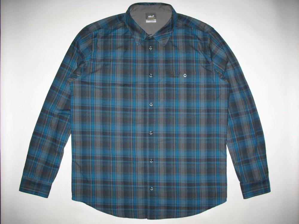 Рубашка JACK WOLFSKIN viewpoint shirt (размер XL) - 4