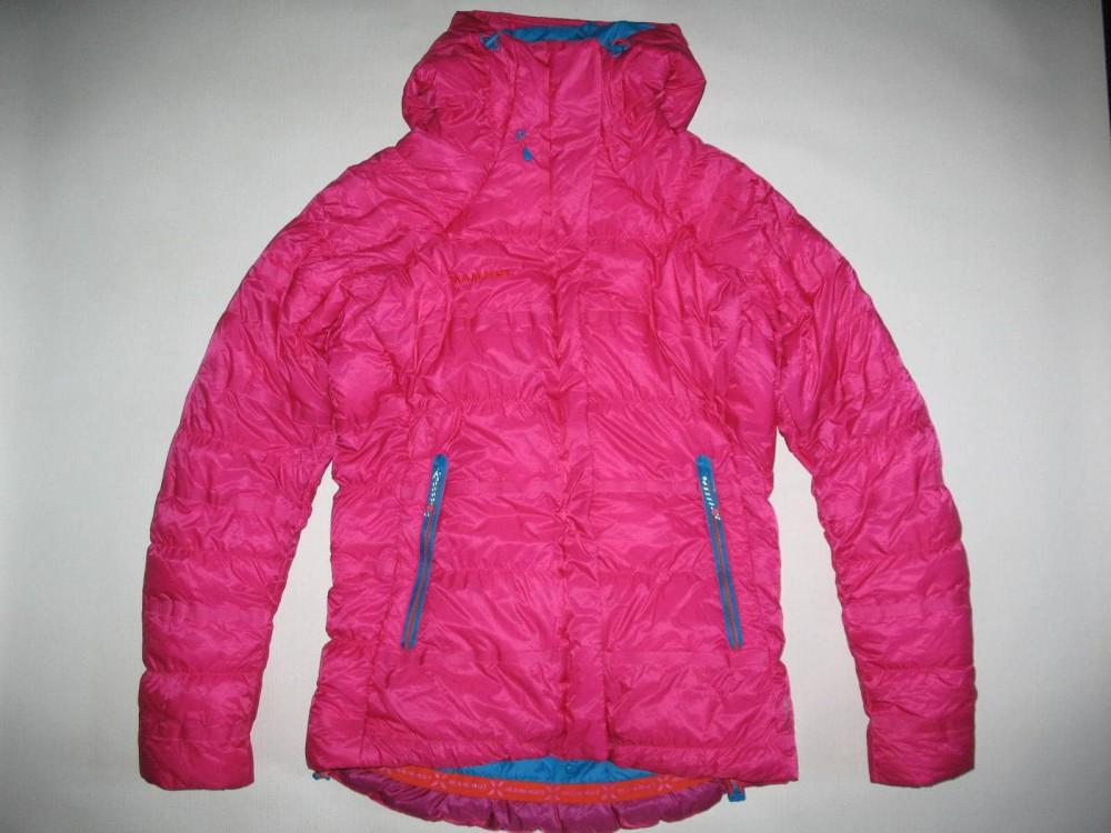 Куртка MAMMUT biwak eiger extreme jacket lady (размер S/M) - 2