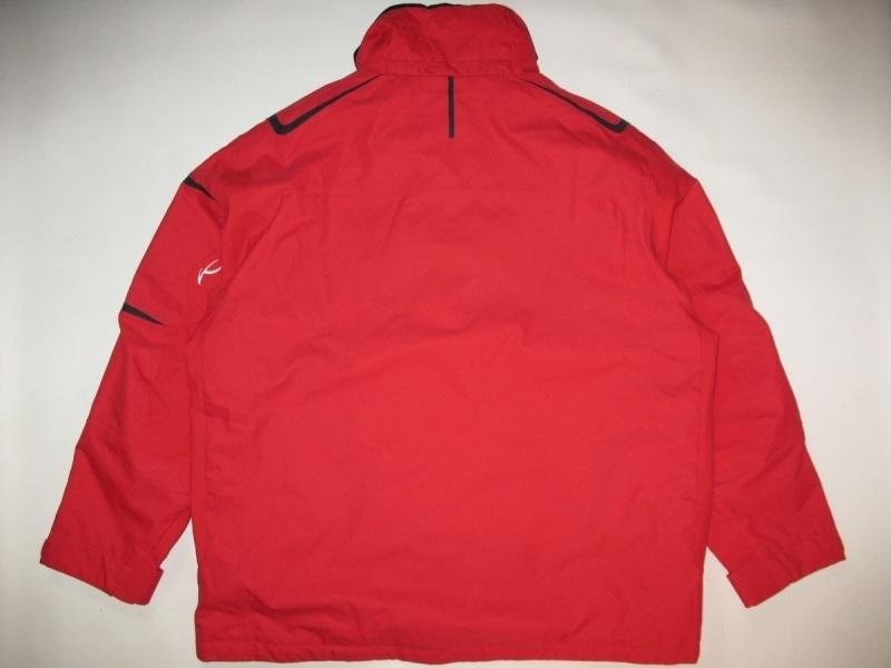 Куртка KJUS 20/20 ski jacket  (размер 54/XL, на рост до 178см) - 4