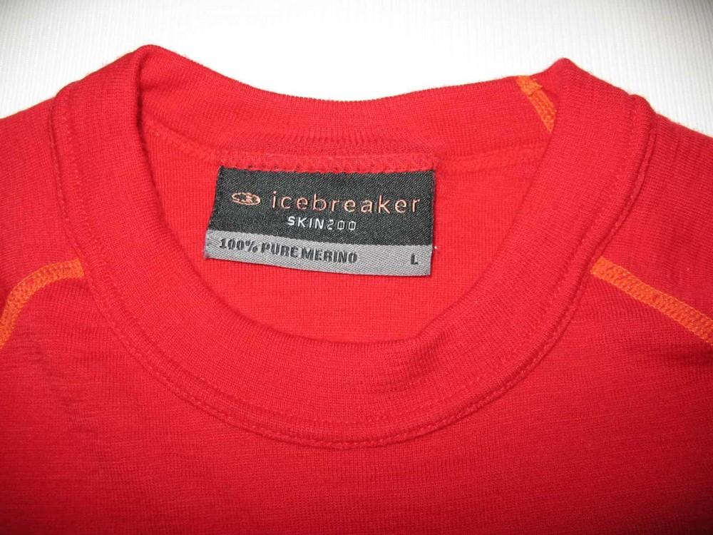 Термобелье ICEBREAKER skin 200 jersey (размер L) - 1