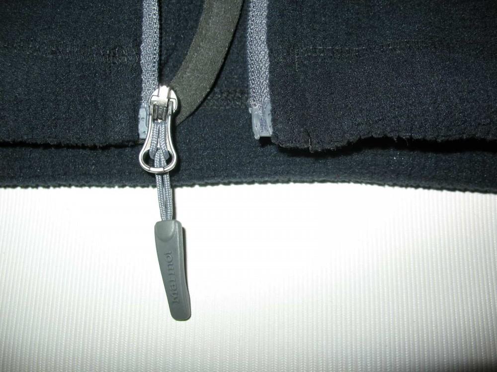 Куртка MARMOT alpinist tech fleece jacket (размер M) - 7