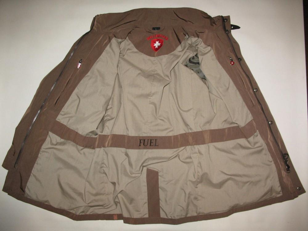 Куртка WELLENSTEYN fuel jacket (размер L) - 5