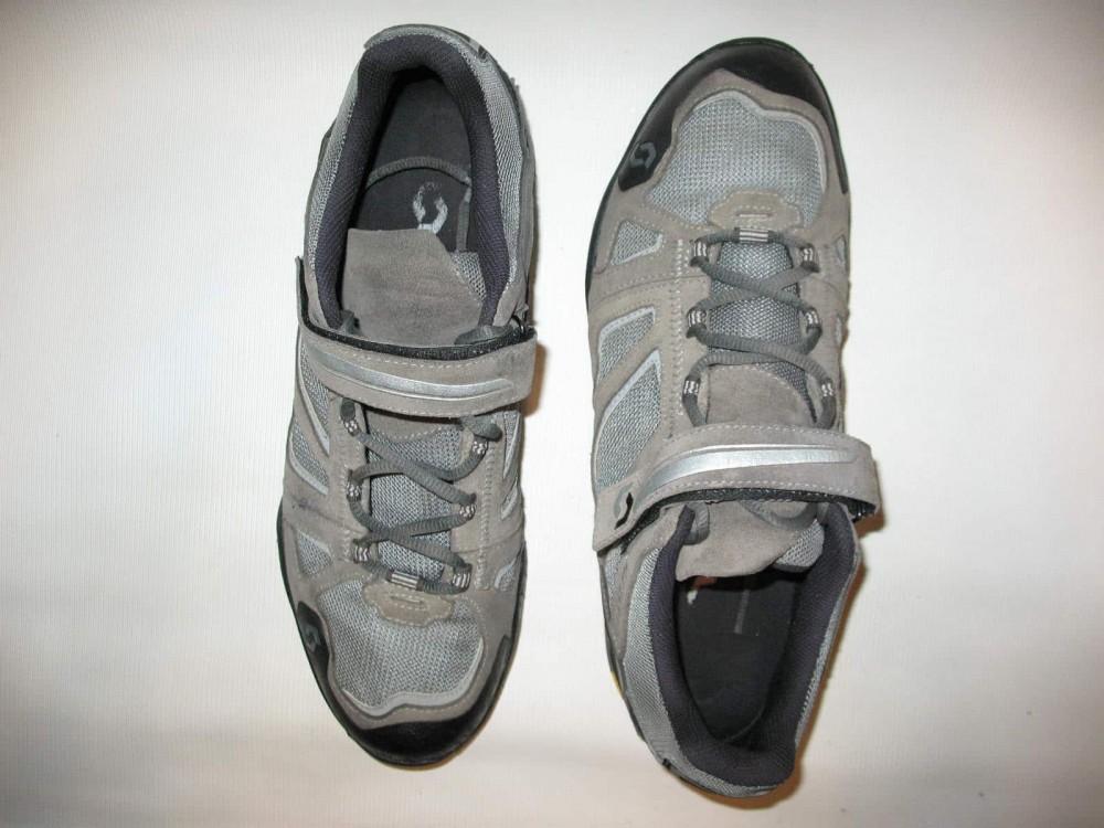 Велотуфли SCOTT mtb shoes (размер US11,5/UK1/EU46(на стопу до 295 mm)) - 5
