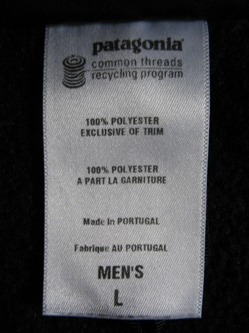 Куртка PATAGONIA Better Sweater Jacket (размер L/XL) - 9
