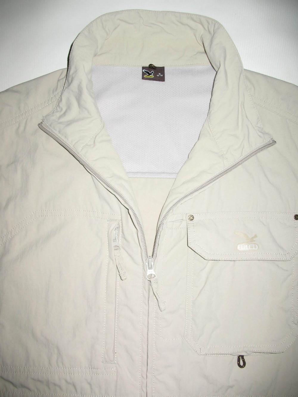 Жилет SALEWA quartz 5c dryton vest (размер 52-XL) - 5