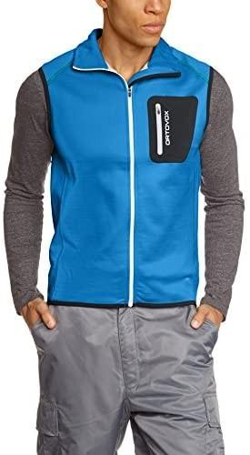 Жилет ORTOVOX merino fleece vest (размер S) - 1
