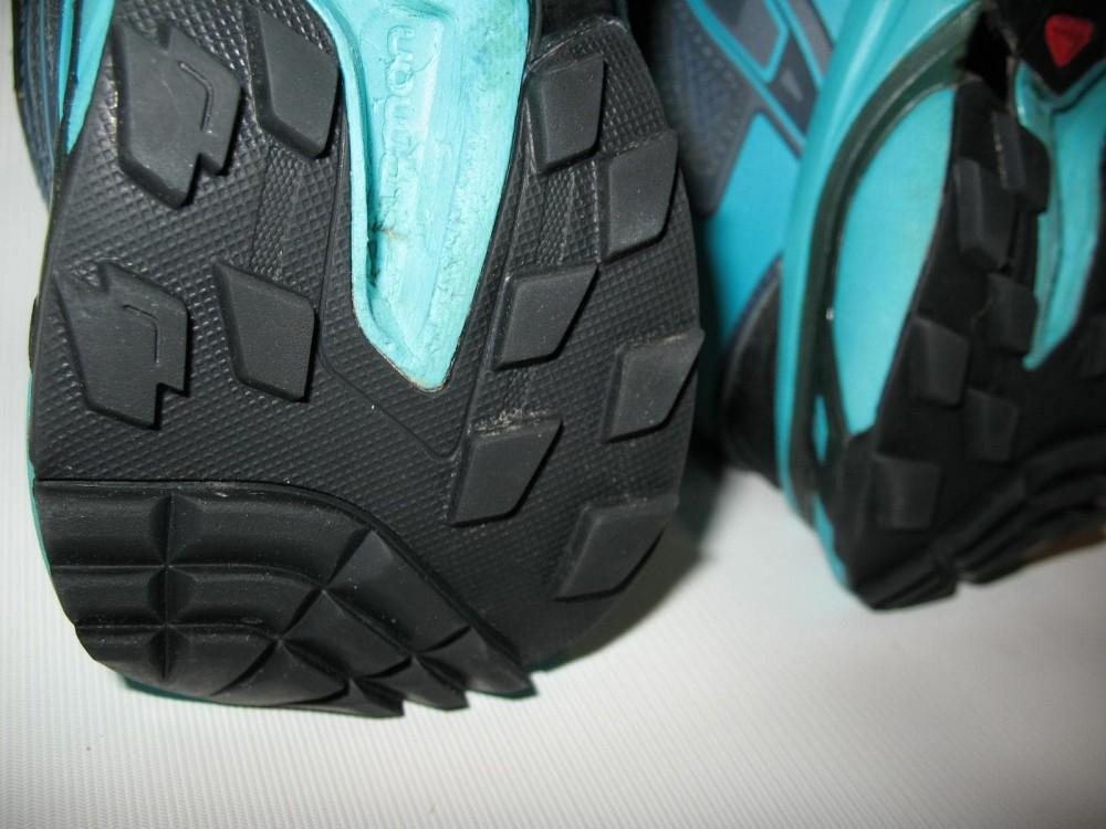 Ботинки SALOMON X chase GTX mid (размер UK5/US6,5/EU38,5(на стопу  235 mm)) - 12