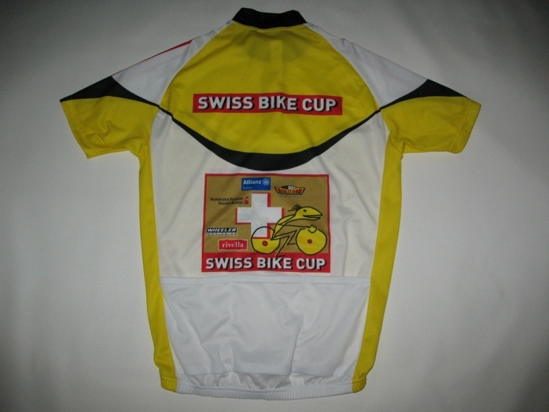 Футболка IXS swiss bike cup(размер XL/L) - 1