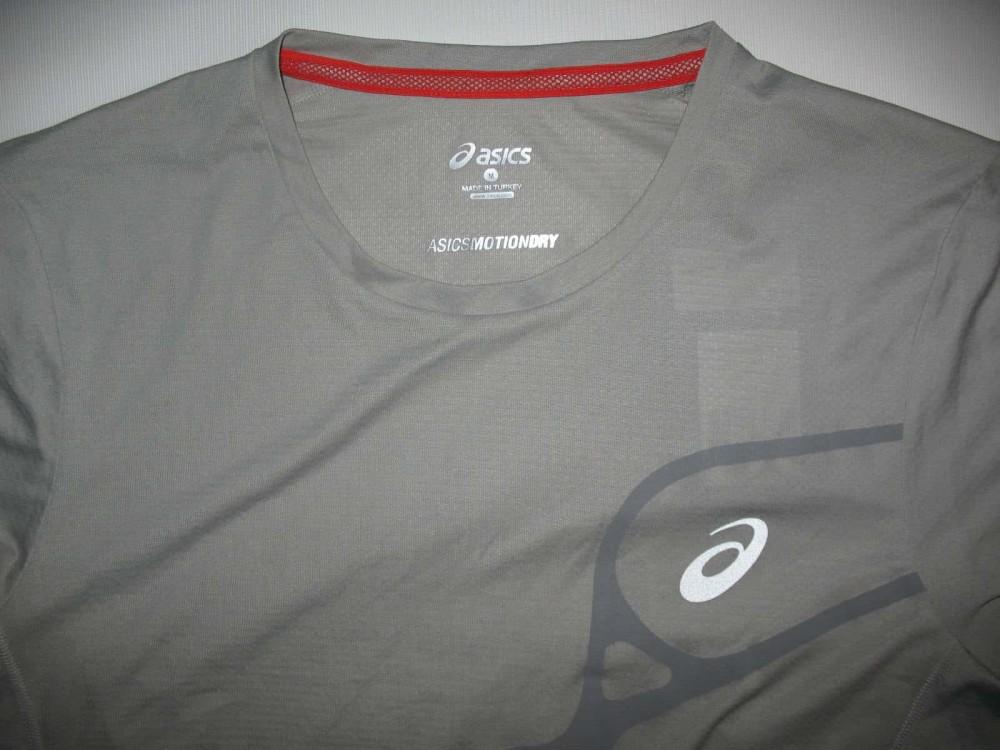 Футболка ASICS elite ls jersey (размер M) - 3