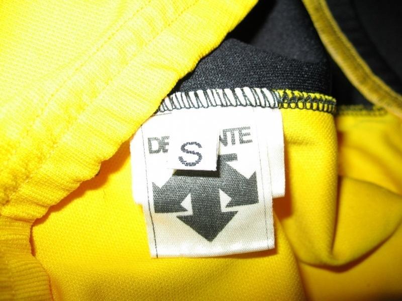 Футболка DESCENTE ecoliers (размер S) - 4