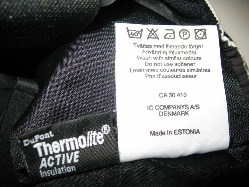 Штаны PEAK PERFOMANCE   Gore-TEX pant lady   (размер S) - 9
