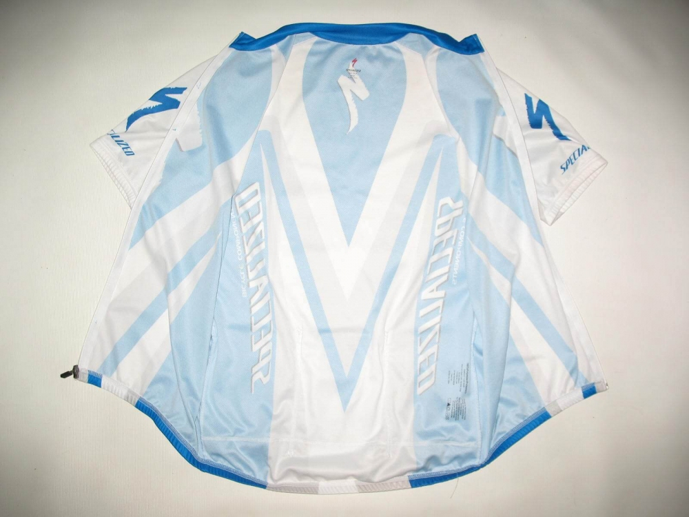 Веломайка SPECIALIZED bike jersey (размер L) - 4