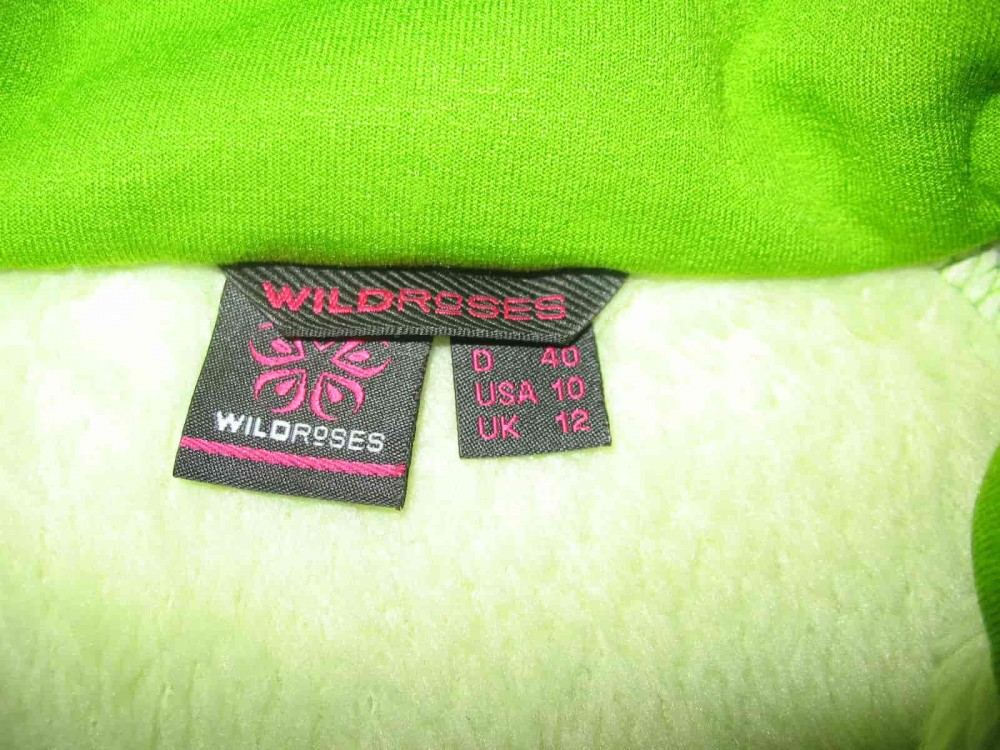 Кофта WILDROSES fleece polartec jacket lady (размер M) - 8