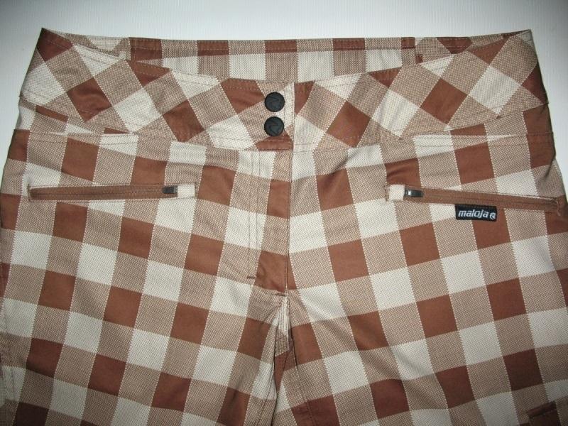 Шорты MALOJA bike shorts lady  (размер L) - 3